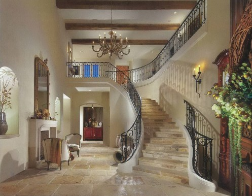 majestic limestone stairs and limestone biblical floor