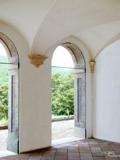 limestone-floors