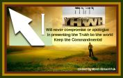 No Compromise in the Commandments and Covenants of Yahweh