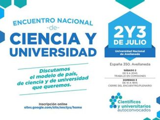 Afiche del Encuentro