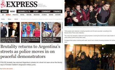 Recortes del Daily Express
