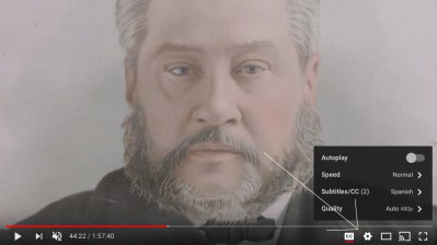 A Través de Los Ojos de Spurgeon - Documental