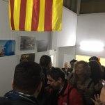 Fotografies inauguració L'Honorata 11/11/16 (seu Ciutat Vella per la Independència)