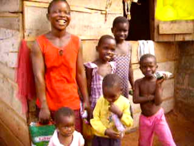 Nkechi's beautiful children