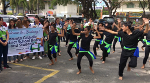 Baliuag Youth dancers
