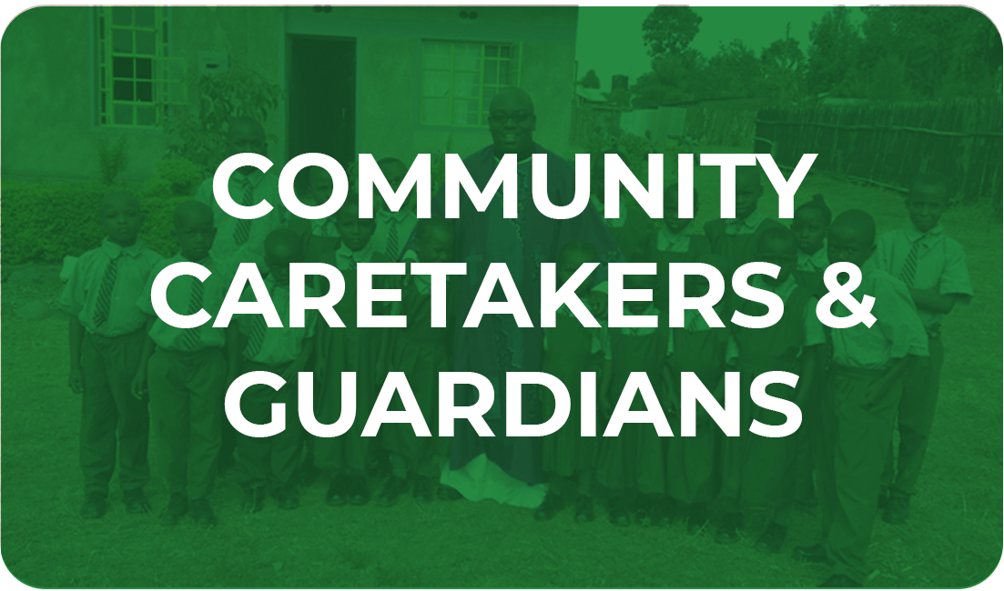 Learn more about ANCOPs Child Sponsorship Program community caretakers and guardians