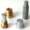Anodes And Caps For Anodes