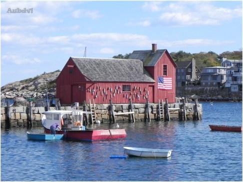 Rockport - capanno da pesca