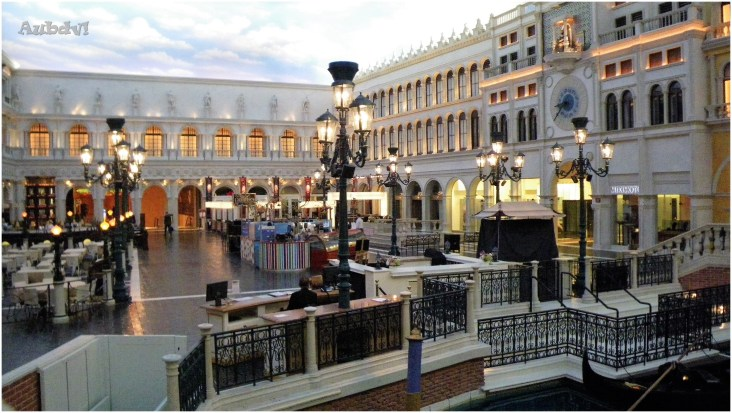 Venetian - interno
