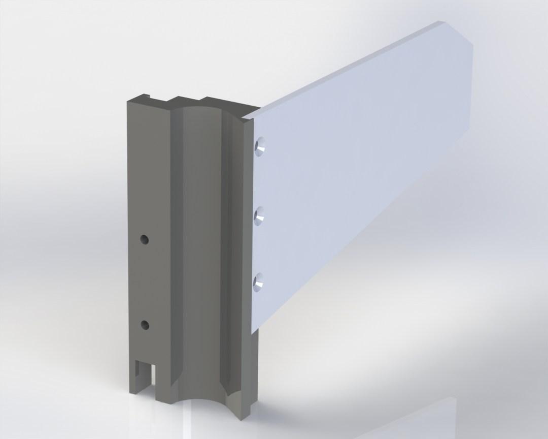 Tilt Block with Wing