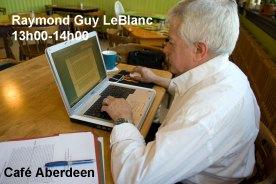 Moncton 24. Raymond Guy LeBlanc
