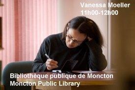 Moncton 24. Vanessa Moeller