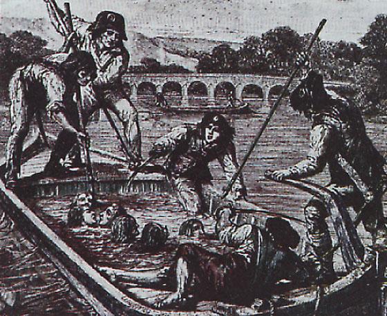 Noyades de Vendée