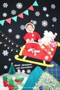【作品No.54】Merry Christmas with lots of love!