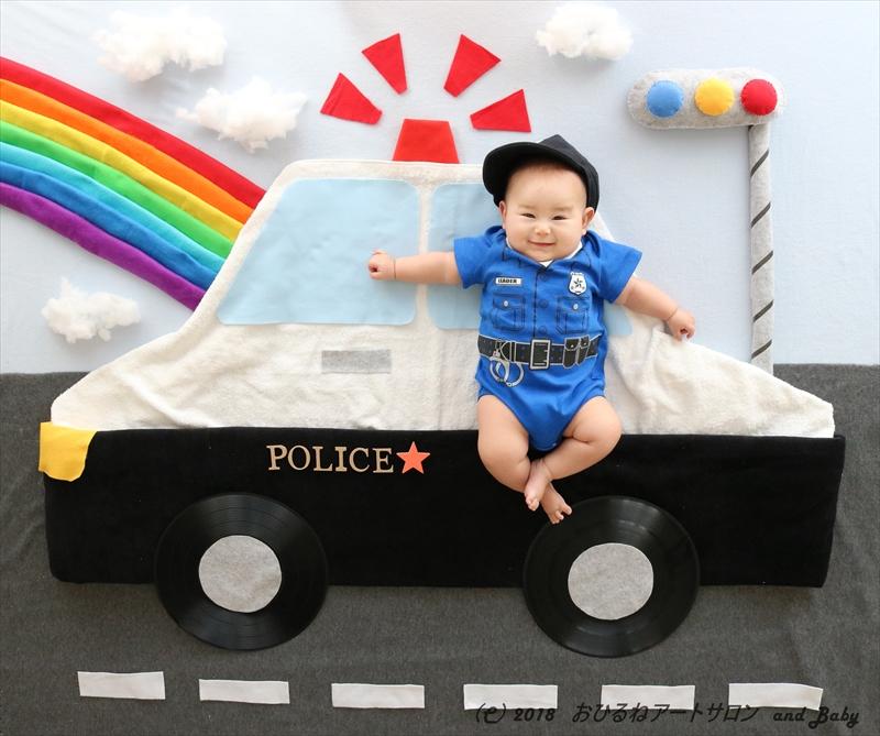 【作品No.34】POLICE