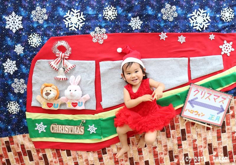 【作品No.21】Christmas Train★