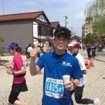 加賀温泉郷マラソン2017に出場しました!