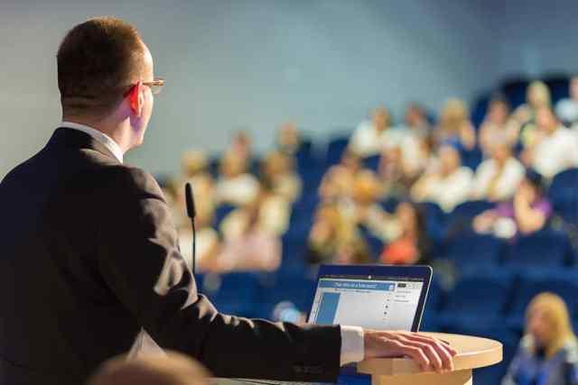 presentasi training bandung