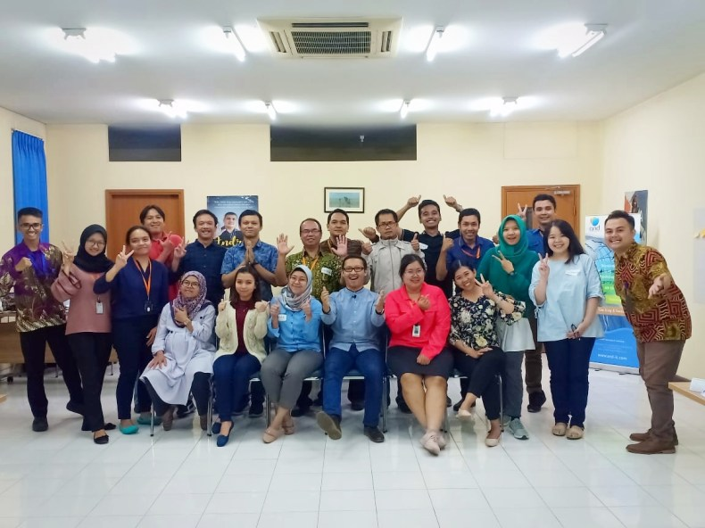 Time & Stress Management Training PT Medion Farma Jaya