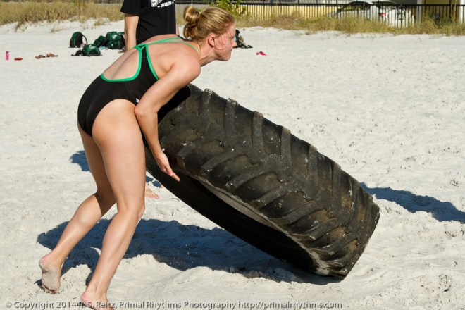 Large tire roll-overs