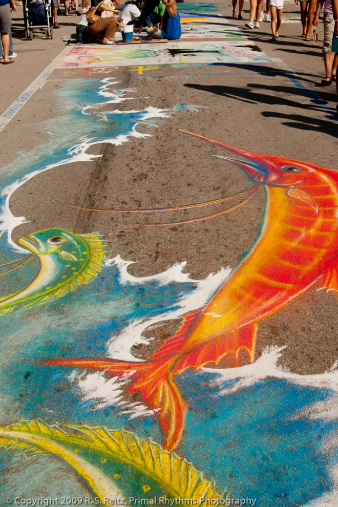 Lake Worth Street Painting Festival 2009 by Array.