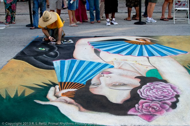 Lake Worth Street Painting Festival 2013 by Array.