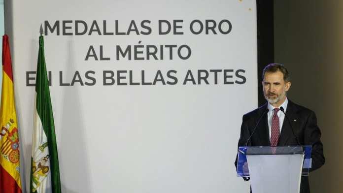 Merito en Bellas Artes