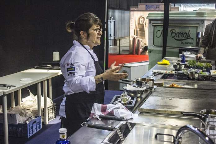 Rakel Cernicharo, ganadora Top Chef en H&T