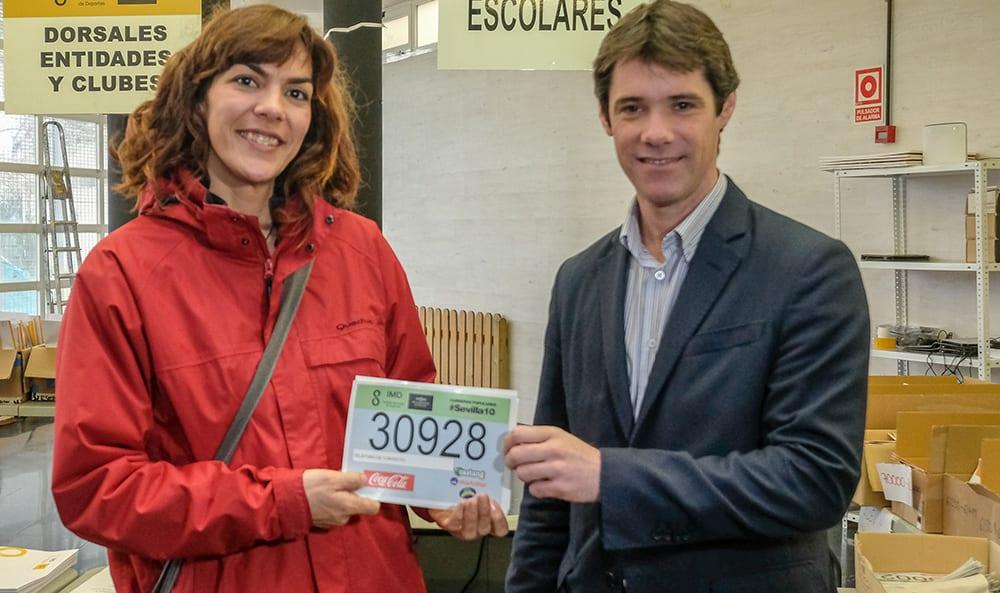 #Sevilla10 con la Carrera Popular