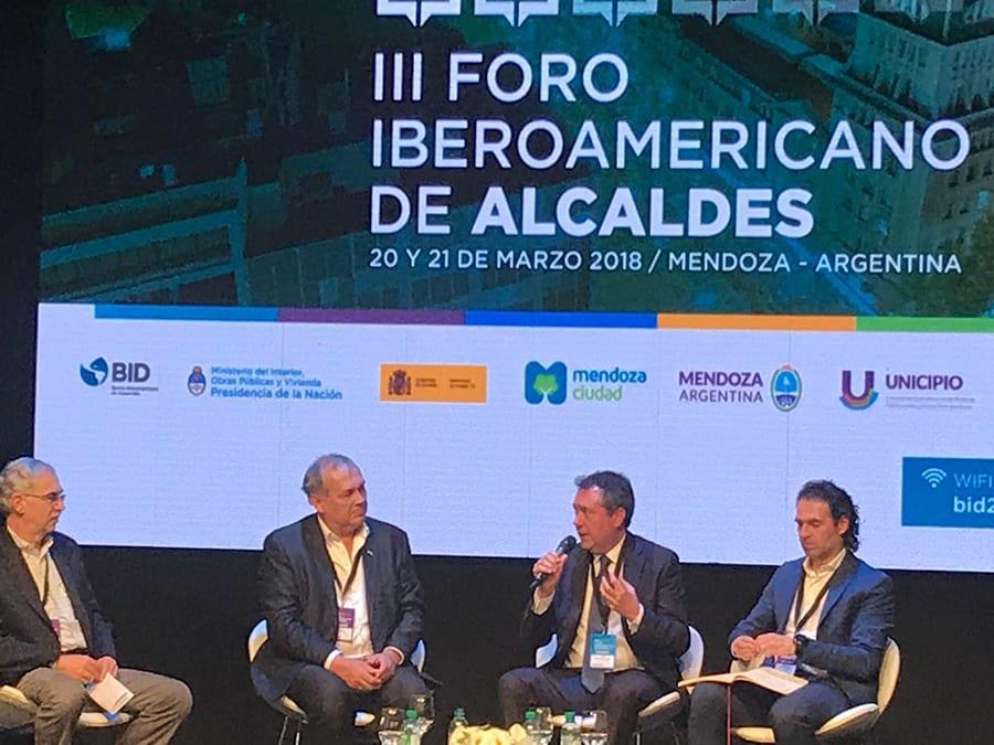 III Foro Iberoamericano de alcaldes