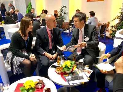 Consorcio de Turismo de Sevilla en la ITB de Berlín