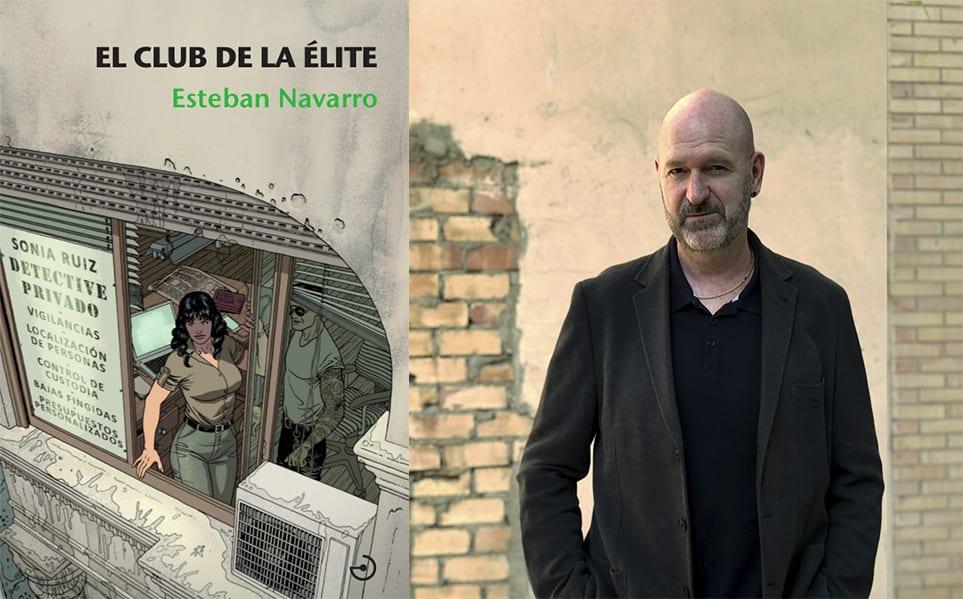 Esteban Navarro El club de la elite