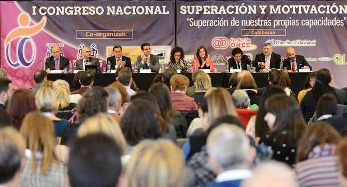 I Congreso Nacional sobre superación y motivación