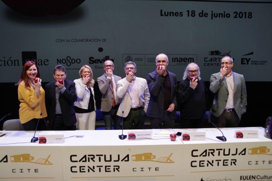 Premios Max Sevilla