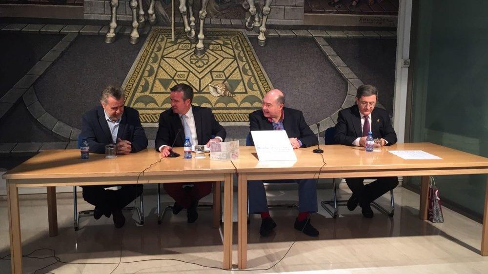 premio cultural en homenaje a Antonio Garrido Moraga