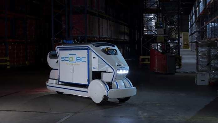 Scoobic coche electrico