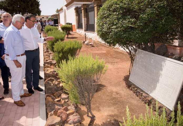 Convenio para exhumación de víctimas de la Guerra Civil