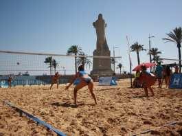 Voley Playa Isla Cristina