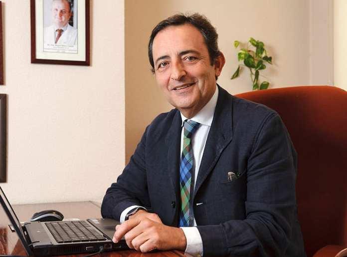 José Antonio López Trigo - Presidente de la Sociedad Española de Geriatría y Gerontología