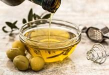 aceituna y aceite de oliva