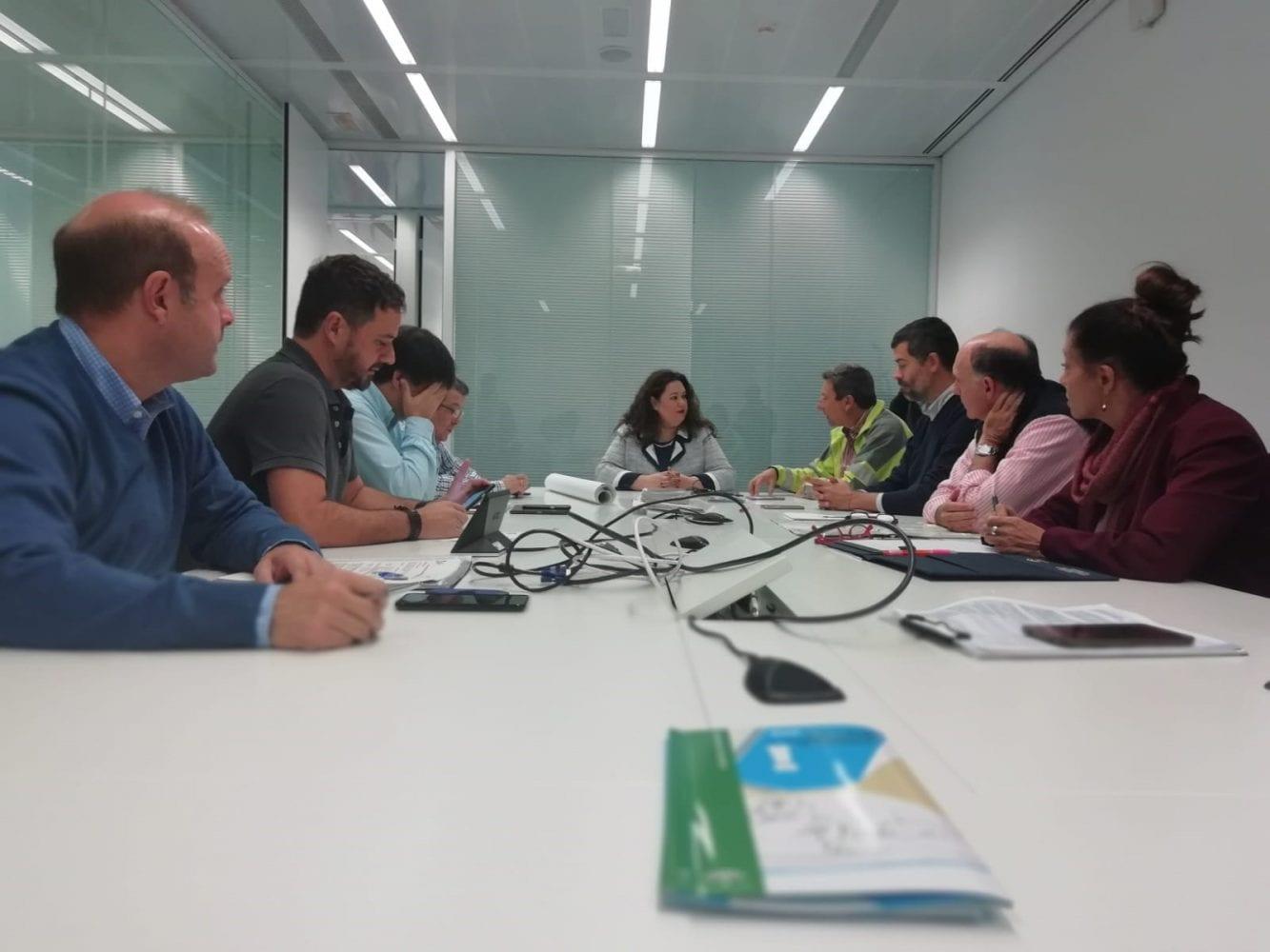Comité Asesor Sevilla Plan Emergencias