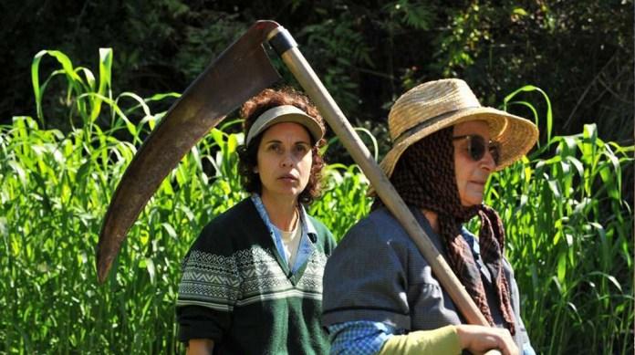Adriana Ozores y Petra Martínez en 'Nacidas para sufrir'