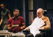 Roberto Álvarez protagoniza la versión teatral de 'Intocables''