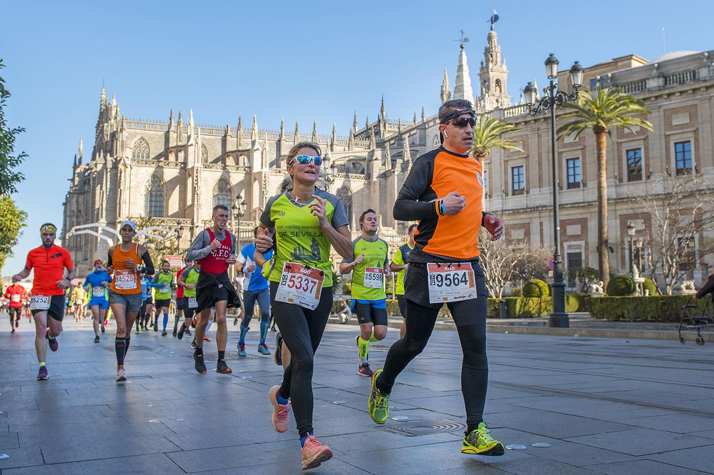 EDP Medio Maraton Sevilla 2019_DE LA ROSA