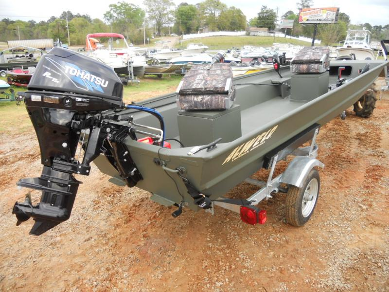 Andalusia Marine And Powersports Inc New Alweld River