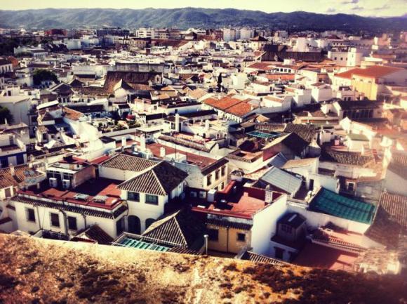 Cordoba, Andalusia – Vista dall'Alcazar