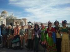 Nº 79. Momento fotografico durante il Carnevale di Cadice.