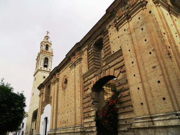Cosa vedere a Ècija - santa cruz