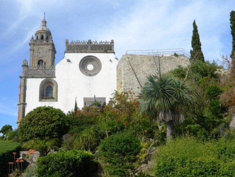 Cosa vedere a Medina Sidonia - santa maria