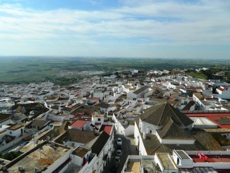 Cosa vedere a Medina Sidonia- paesaggio